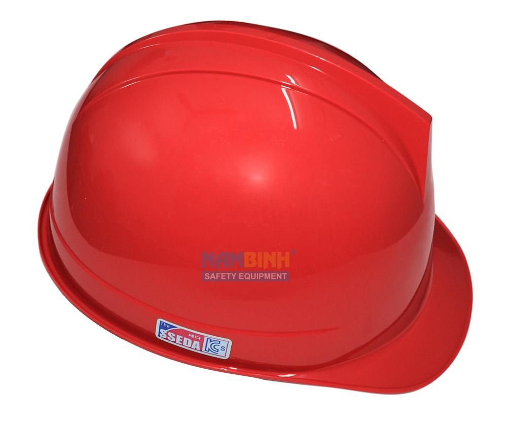 - Xuất xứ:Hàn Quốc - Sản xuất: Sseda - Tiêu chuẩn: KOSHA, Class ABE ANSI Z89.1 2003, CE EN 397 - Mầu: Vàng, trắng, đỏ, xanh - Đặc điểm: Nhựa ABS nguyên sinh, lót xốp, núm điều chỉnh, chịu lực cao